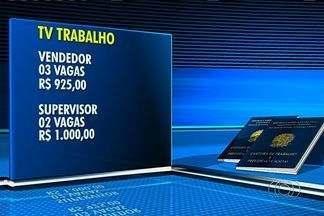 Confira as oportunidades de emprego em Goiânia - Dentre as ofertas disponíveis, há vagas para vendedor, supervisor e promotor de vendas.