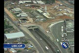 Veja como fica o trânsito no Entroncamento após mudanças no túnel - Alterações são para dar continuidade `a obras do BRT.