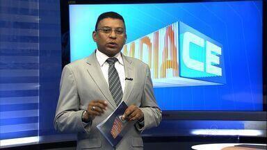 Madrugada foi de pânico em Aracati - Bandidos explodiram agências bancárias.