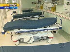 Começa a funcionar nesta quarta-feira a nova emergência do HPS de Porto Alegre - Local recebeu novas macas, equipamentos e materiais hospitalares.