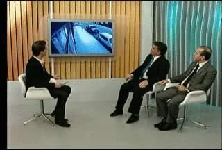 Polícia Civil e Promotoria de Justiça falam dos crimes contra taxistas em Venâncio Aires - Delegado e promotor de justiça revelam como foi descoberta a dupla que é suspeita de assassinar um taxista e de ter envolvimento no desaparecimento de outro.
