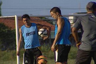 Dupla Lenilson e Fausto anda fazendo sucesso no Botafogo-PB - Dupla vem se destacando no Belo durante a Série D do Campeonato Brasileiro.