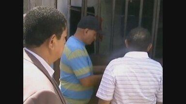 Conselho de Segurança de Manacapuru, no AM, visita presídio do município - Eles ouviram as reclamações dos presos.