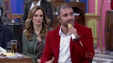 Diogo Nogueira: 'Tinha o desejo de levar o samba para fora' - Cantor fala sobre seu trabalho em outros países