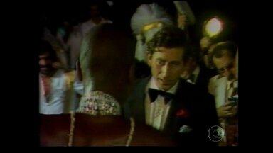 Vejas astros internacionais que se arriscaram no samba - Will Smith, Bono Vox e o príncipe Charles mostram seus gingados