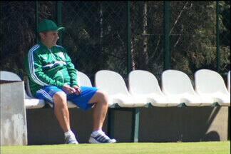 Gilson Kleina é mantido no cargo no Palmeiras - José Carlos Brunoro deu entrevista coletiva e falou sobre a permanênca do técnico do Verdão.
