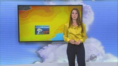 Confira a previsão do tempo no Sul de Minas para essa terça-feira (3) - Confira a previsão do tempo no Sul de Minas para essa terça-feira (3)