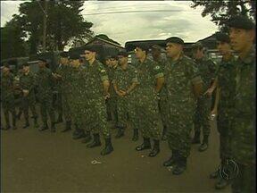 Exército entra no combate à Dengue em Foz do Iguaçu - Preocupação é com uma epidemia iminente da doença na cidade.