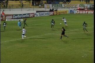 Icasa é goleado pelo Paraná por 3 a 0 - Jogo foi no Romeirão, em Juazeiro do Norte.