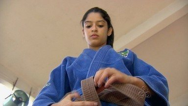 Amazonense Rita de Cássia se prepara para o Brasileiro Sênior de Judô - Em Manaus, atleta intensifica treinos em busca de medalha de ouro na competição nacional.