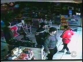 Polícia investiga assalto a posto de combustíveis em Balneário Camboriú - Polícia investiga assalto a posto de combustíveis em Balneário Camboriú