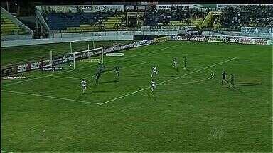 Confira os gols das equipes cearenses na rodada do fim de semana - Ceará empata com o Palmeiras, e o Icasa é goleado pelo Paraná.