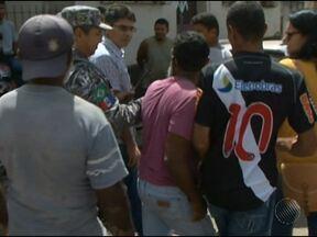 Produtores de Buerarema se revoltam com presença da Funai onde índio foi morto - O crime foi um dia depois que um agricultor foi baleado em uma fazenda da região. A polícia ainda não divulgou o nome do índio morto.