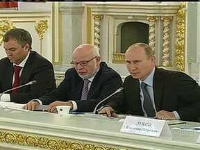 Presidente da Rússia diz apoiar ataque na Síria se ficar comprovado uso de armas químicas - Presidente Barack Obama estará na reunião do G20, na Rússia. A crise na Síria será um assunto dominante no encontro. Presidente russo, Vladmir Putin, voltou a criticar uma possível ofensiva militar.