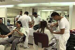 Sergipanos investem em produtos de beleza - O setor de cosméticos crece 10% em todo o país e supera o setor de alimentos.