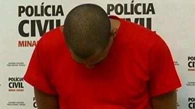 Polícia prende homem suspeito de violentar sexualmente jovens de Ipatinga - Crimes teriam sido cometidos há 14 anos. Suspeito chegou a ser preso, mas fugiu da cadeia.