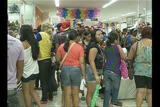 Liquidação geral acontece nas lojas de Capanema - Uma liquidação geral acontece nas lojas da cidade.