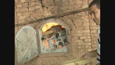 Polícia Civil incinera drogras apreendidas em Cacoal - Aproximadamente 20 aquilos de drogras foram apreendidos com um menor no município.