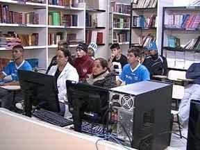 Iniciativa leva educação escolar para comunidades - Iniciativa leva educação escolar para comunidades