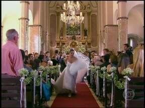 Veja arquivo com as confusões no casamentos de Walcyr Carrasco - Vídeo Show separa cenas de várias novelas do autor