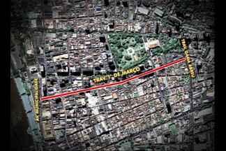 Vias serão interditadas durante a passeata de 7 de setembro - Vias serão interditadas durante a passeata de 7 de setembro.