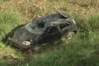 Presença de animais na pista pode ter sido causa de acidente na MA-245 - Colisão ocorreu no trecho entre Sítio Novo e Lago da Pedra. Um policial civil morreu.