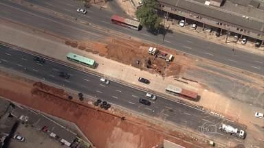 Oito bairros de Belo Horizonte ficam sem água nesta sexta - O fornecimento foi interrompido por causa das obras do BRT.