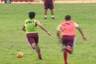 Sergipe está na expectativa para a grande partida contra o Tiradentes - Assista ao vídeo e confira como anda o clima entre os jogadores e a comissão técnica.