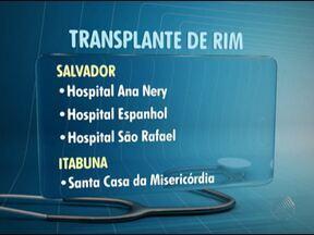 Índice de recusa de doação de órgãos na Bahia é de 60% - Em todo o estado, três mil pessoas aguardam por um novo órgão. A maior fila é de quem precisa de um rim.