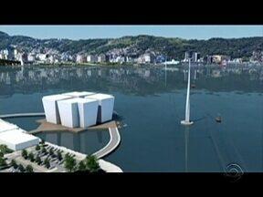 Conheça proposta de ligação entre Ilha de SC e continente - Conheça proposta de ligação entre Ilha de SC e continente