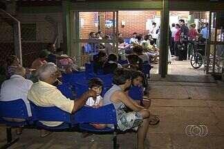 """""""Lei da Produtividade"""" na saúde entra em vigor em Goiânia - Profissionais da área poderão receber gratificação por aumento no número de atendimento nas unidades de saúde da capital. O projeto já está em vigor desde o início de setembro."""