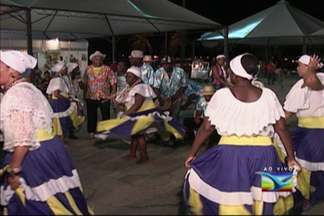 No Dia Municipal do Tambor de Crioula, dezenas de grupos se apresentam na capital - O repórter Werton Araújo contou mais detalhes das homenagens.