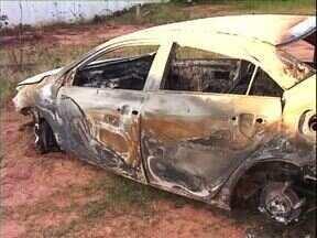 Ladrões roubam carro da prefeitura de São Pedro do Paraná - Foi durante a madrugada desta sexta-feira (06).