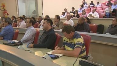 Comissão Especial de Mineração da Câmara faz encontro em RO - Encontro discute projeto de lei que estabelece mudanças na legislação sobre mineração.