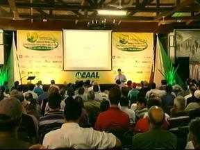 Seminário discute alternativas para aumentar produtividade das lavouras no RS - Encontro foi realizado em Alegre, RS.