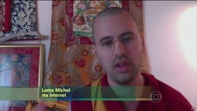Lama Michel: 'Sempre fui muito cético' - Apontado como reencarnação de monge, ele conta como foi a iniciação como Lama