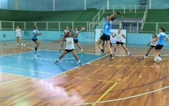 Vila Velha representa o ES na primeira divisão do handebol brasileiro - Depois de dois anos afastado o time de handebol do ES volta apara a elite.