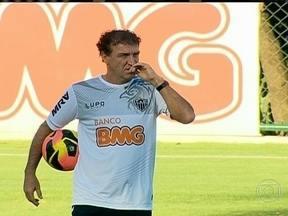 Galo vê em sequência de jogos em casa oportunidade para se reerguer no Brasileirão - Dos próximos 15 pontos a serem disputados, 12 serão diante do torcedor.