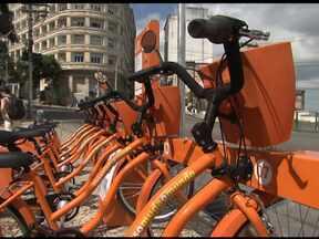 Salvador ganha projeto para uso de bicicletas em pontos da cidade - Ação foi inaugurada na manhã deste sábado
