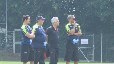 Sport encara o Palmeiras de olho na volta ao G-4 - Partida será neste sábado no Pacaembu; Verdão é o líder da Série B e o Leão figura em sexto