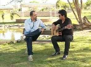 Coisas da Terra recebe cantor de brega - Valdir Santos apresenta o convidado deste sábado.