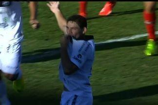 Gol do Ceará! Mota faz o primeiro do Alvinegro contra o Boa Esporte - Vovô chegou no toque de bola. O último foi dado por Marcos para Mota, que finalizou com tranquilidade.