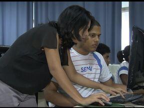 Senai vai abrir inscrições para cursos gratuitos - Inscrições devem ser feitas pela internet a partir de segunda-feira (23)