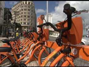 Salvador ganha sistema para aluguel de bicicletas - Conheça novo projeto, inaugurado neste sábado pela prefeitura