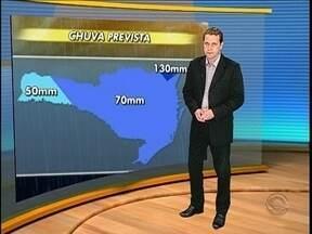 Confira a previsão do tempo para Santa Catarina - Confira a previsão do tempo para Santa Catarina ; Governador de SC se pronunciou perante ações no estado