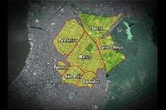 Neste domingo, sete bairros de Belém ficarão sem água - Manutenção em estações de água vai provocar a interrupção do serviço.