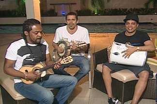 JPB2JP: Grupo Revelação faz show em João Pessoa - Entrevista com os integrantes.