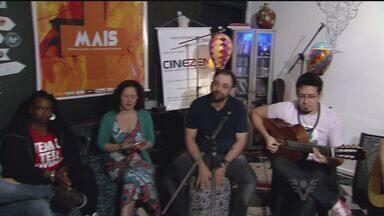 Projeto mais: Música autoral independente santista estreia neste domingo - Evento será no Teatro Guarany