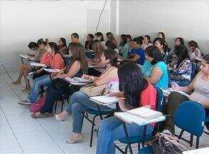 Aumento na procura por cursos superiores - O crescimento no Brasil foi de 4,4%.