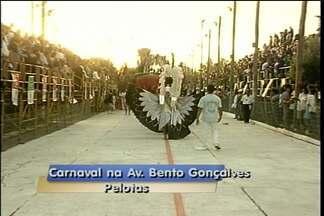 Carnaval de Pelotas será na Avenida Bento Gonçalves - Data da folia será definida na semana que vem